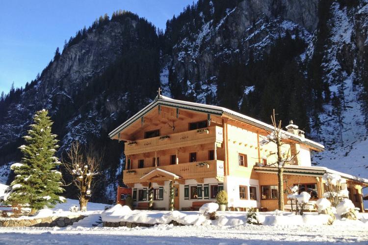 Ferienhaus Lacknerbrunn
