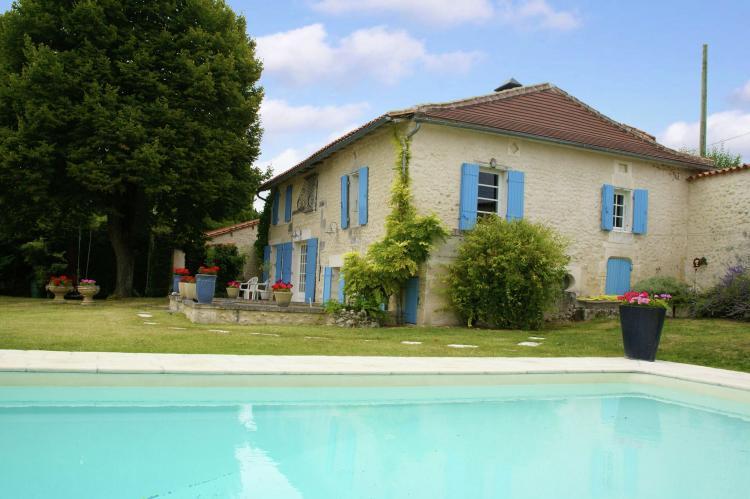 Maison de vacances Lusignac zonder gastverblijf