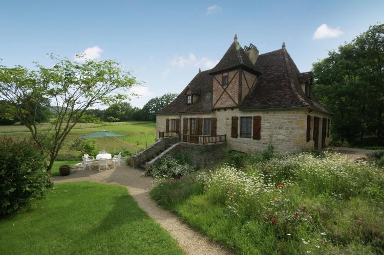 Belle maison lotoise