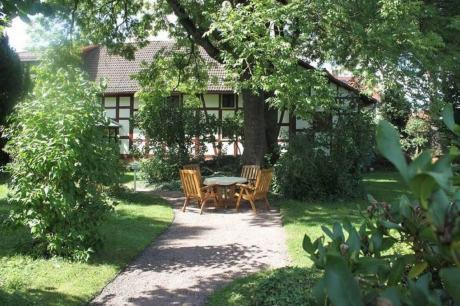 Goedkoop Vakantiehuis Fachwerkhaus Albrecht