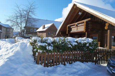 Holzhaus Ute
