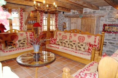 Goedkoop Vakantiehuis Chalet Plancher des Vaches